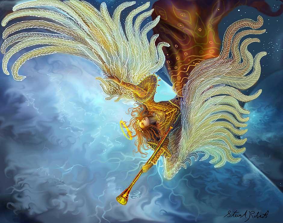 Archangel-Gabriel
